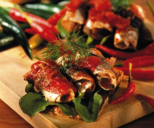 Chili-tomaattisilakat
